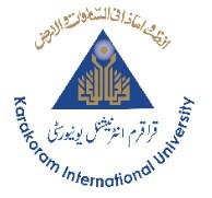 Karaoram International University (Gilgit Baltistan) Jobs 2019