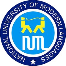 jobs in National University of Modern Languages 2019