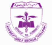 Khyber Girls Medical College KGMC Peshawar Jobs 2019 For Demonstrator (Medical Education)