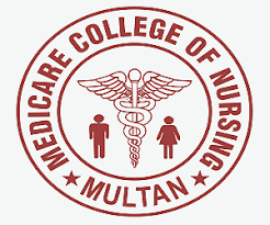jobs in Medicare College of Nursing Multan 2019
