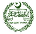 Jobs in Sindh High Court Karachi 2019