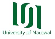 Jobs in University of Narowal 2020
