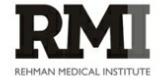 Jobs in Rehman Medical Institute 2020