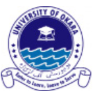 University Of Okara Jobs 2020