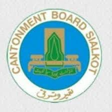 Jobs in Cantonment Board Sialkot 2020