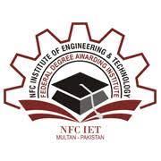 Jobs in NFC Institute of Engineering & Technology Multan 2020