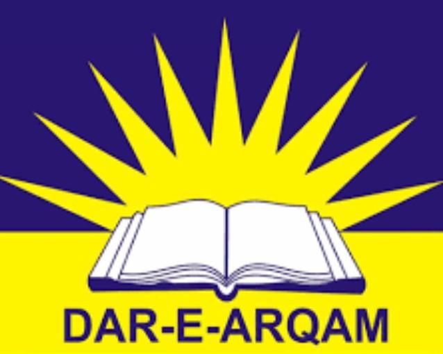Dar e Arqam Schools Jobs 2020