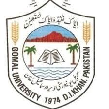 Gomal University Dera Ismail Khan Jobs 2020