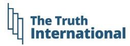 The Truth International Jobs 2020