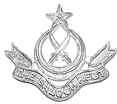 Baloch Regiment Logo